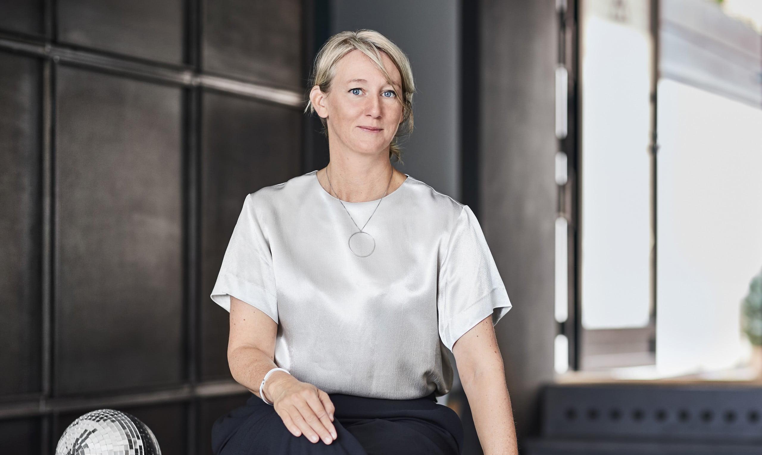 Åsa Kallstenius, Chefsarkitekt och innovationsansvarig, Kod Arkitekter. Foto: Måns Berg.