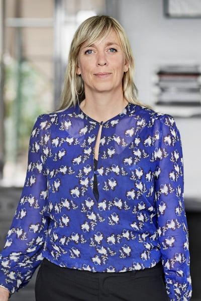 Sanna Hederus i arkitekturpanel på Business Arena