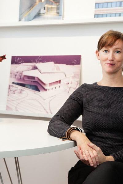 Åsa Kallstenius i samtal om framtidens arkitektur i Uppsala