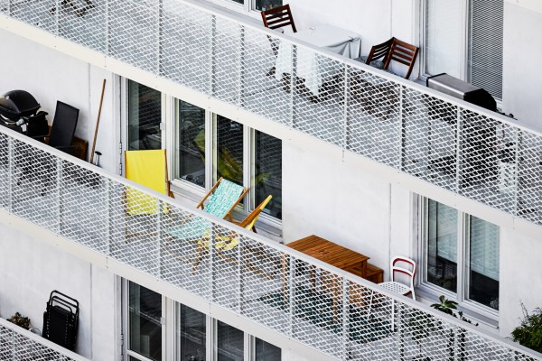 Rosteriet på ArchDaily