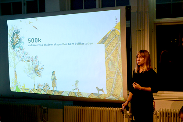 Andrea 500k presentation