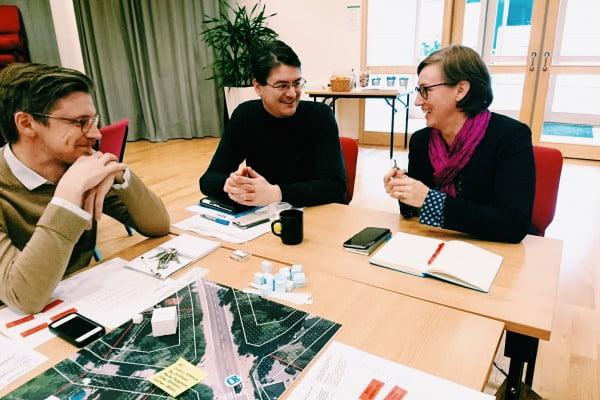Kod håller 500k-workshop i Huddinge