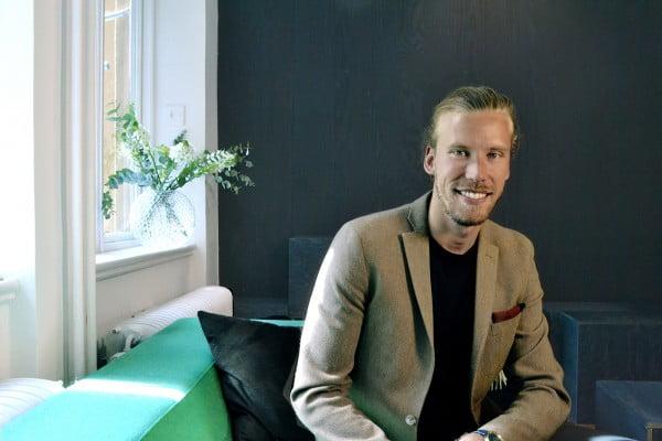 Johan Hällgård ny byggnadsingenjör på Kod Arkitekter