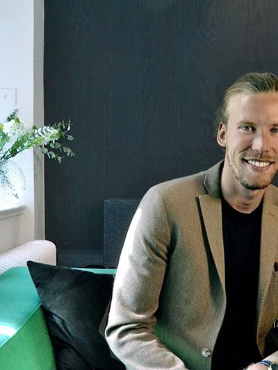 Välkommen till Kod, Johan Hällgård!