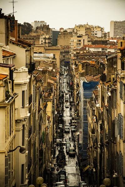 Studieresa till Marseille