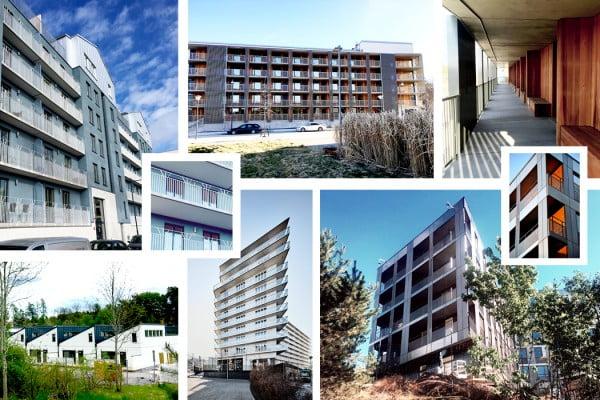 700 bostäder från Kod Arkitekter snart klara