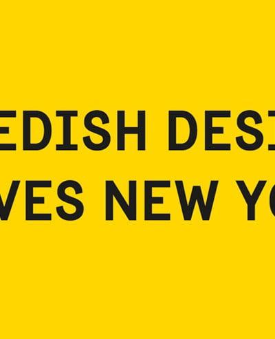 Elastiska Hem ställs ut i New York
