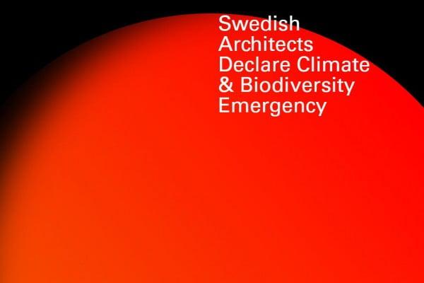 Kod i arkitektupprop för klimatet