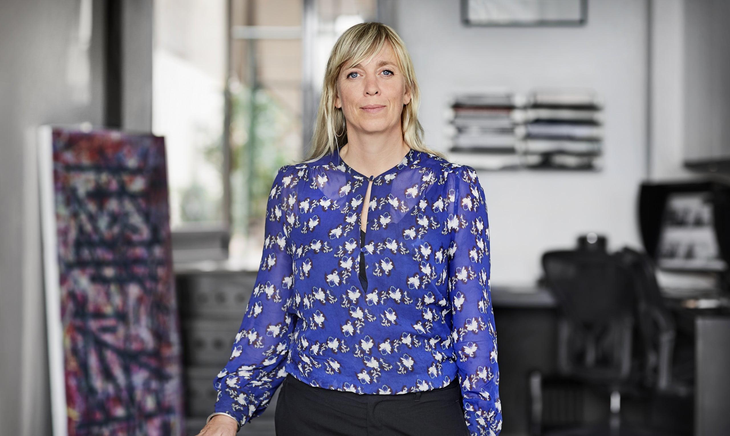 Sanna Hederus, chefsarkitekt, Kod Arkitekter. Foto: Måns Berg.