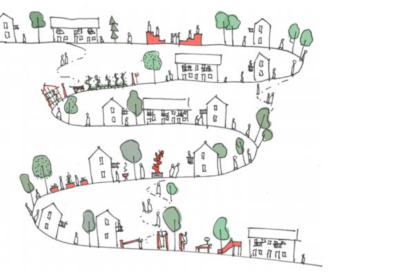 Tre vägar till en socialt hållbar stadsplanering